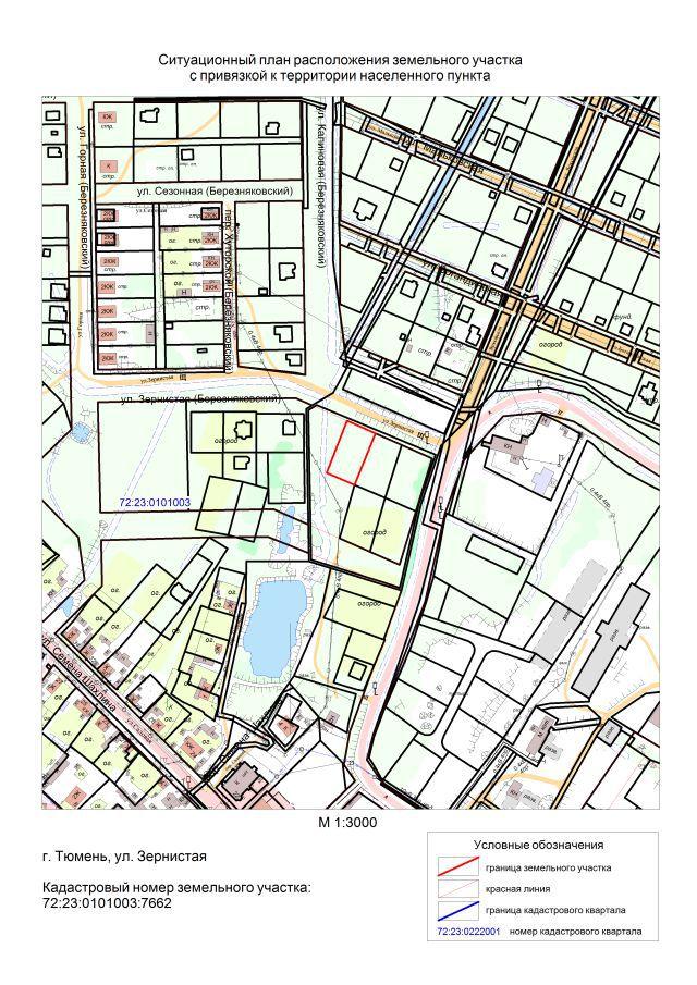 Как сделать ситуационный план на земельный участок 733